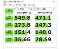 "Opinia o Crucial 250GB 2,5"" SATA SSD MX500"