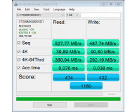 """Crucial 500GB 2,5"""" SATA SSD MX500 - pabian3k"""