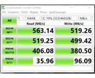 "Opinia o Crucial 500GB 2,5"" SATA SSD MX500"