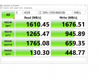 "Test Crucial 500GB 2,5"" SATA SSD MX500"