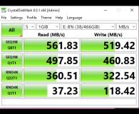 "Crucial 500GB 2,5"" SATA SSD MX500 - Patryk"