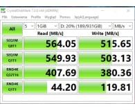 "Opinia o Crucial 1TB 2,5"" SATA SSD MX500"