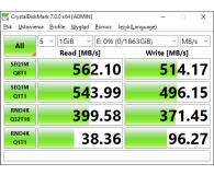 "Opinia o Crucial 2TB 2,5"" SATA SSD MX500"