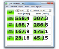 "Crucial 120GB 2,5"" SATA SSD BX300 OEM - Monster"