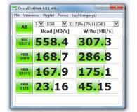 "Opinia o Crucial 120GB 2,5"" SATA SSD BX300 OEM"