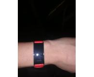 Test Huawei Band A2 czerwony