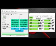 "Test Samsung 1TB 2,5"" SATA SSD 860 EVO"