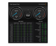 Test Seagate 6TB 7200obr. 256MB IronWolf