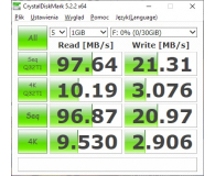 Test SanDisk 32GB microSDHC Ultra 80MB/s C10 UHS-I