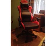 Test SpeedLink REGGER Gaming Chair (Czerwono-Czarny)