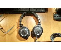 Test Audio-Technica ATH-M50X Czarny