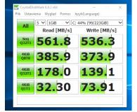 """Test GOODRAM 240GB 2,5"""" SSD MLC IRDM PRO (GEN2)"""