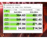"""Plextor 256GB 2,5"""" SATA SSD M8VC - Tomasz"""