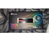 Plextor 256GB M.2 PCIe NVMe M9PeG - Miodek