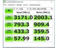 Plextor 512GB M.2 PCIe NVMe M9PeGN  - pakloms