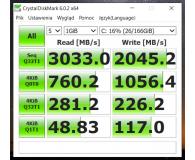 Opinia o Plextor 256GB M.2 PCIe NVMe M9PeGN