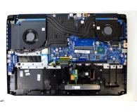 Test Acer Helios 500 i7-8750H/16GB/256/Win10 GTX1070