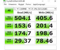 GOODRAM 120GB SATA S400U M.2 2280 OEM - Kacper