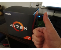 Test AMD Ryzen 7 2700X