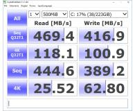 "Opinia o Corsair 240GB 2,5"" SATA SSD Force LE200"