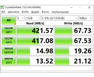 Recenzja Samsung 128GB BAR Plus Titan Gray 300MB/s