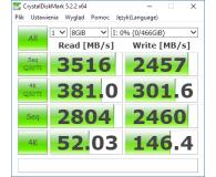 Samsung 500GB 970 EVO M.2 2280 NVMe - Mariusz