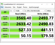 Samsung 500GB M.2 PCIe NVMe 970 EVO - Sylvinho
