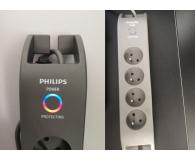 Test Philips Listwa zasilająca - 4 gniazda, 2m