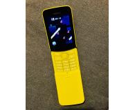 Opinia o Nokia 8110 Dual SIM żółty