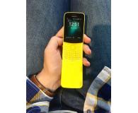 Test Nokia 8110 Dual SIM żółty
