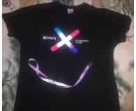Test x-kom T-shirt męski XXL