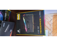 Test Corsair 16GB (2x8GB)  3200MHz CL16 Vengeance RGB Pro
