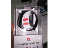 Test Huawei Band 2 Pro czarny