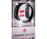 Opinia o Huawei Band 2 Pro czarny