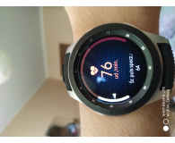 Opinia o Samsung Galaxy Watch R800 46mm Silver