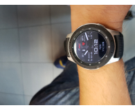 Recenzja Samsung Galaxy Watch R800 46mm Silver