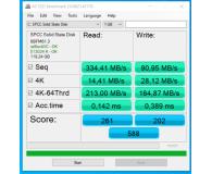 "Silicon Power 128GB 2,5"" SATA SSD A55 - Stefan"