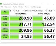 "Opinia o Silicon Power 512GB 2,5"" SATA SSD A55"