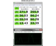 "Opinia o Crucial 240GB 2,5"" SATA SSD BX500"