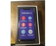 Opinia o Motorola One 4/64GB Dual SIM czarny + etui