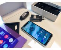 Motorola One 4/64GB Dual SIM biały + etui - Kortel