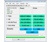 Test GOODRAM 256GB 2,5'' SATA SSD CX400 7mm
