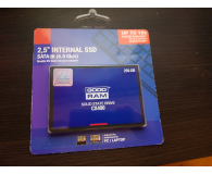 Opinia o GOODRAM 256GB 2,5'' SATA SSD CX400 7mm