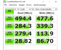 "GOODRAM 512GB 2,5"" SATA SSD CX400 - arcad3blood"