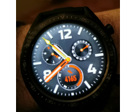 Test Huawei Watch GT czarny