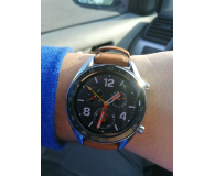 Test Huawei Watch GT srebrny