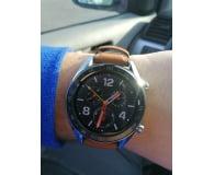 Test Huawei Watch GT srebrny