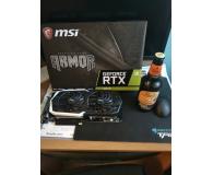 Opinia o MSI GeForce RTX 2070 ARMOR 8GB GDDR6