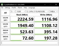 Crucial 500GB M.2 PCIe NVMe P1 - Jakub