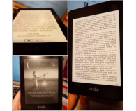 Opinia o Amazon Kindle Paperwhite 4 8GB IPX8 czarny